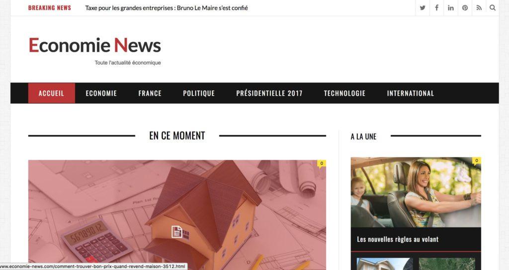 Economie-news