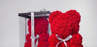 Ours en rose